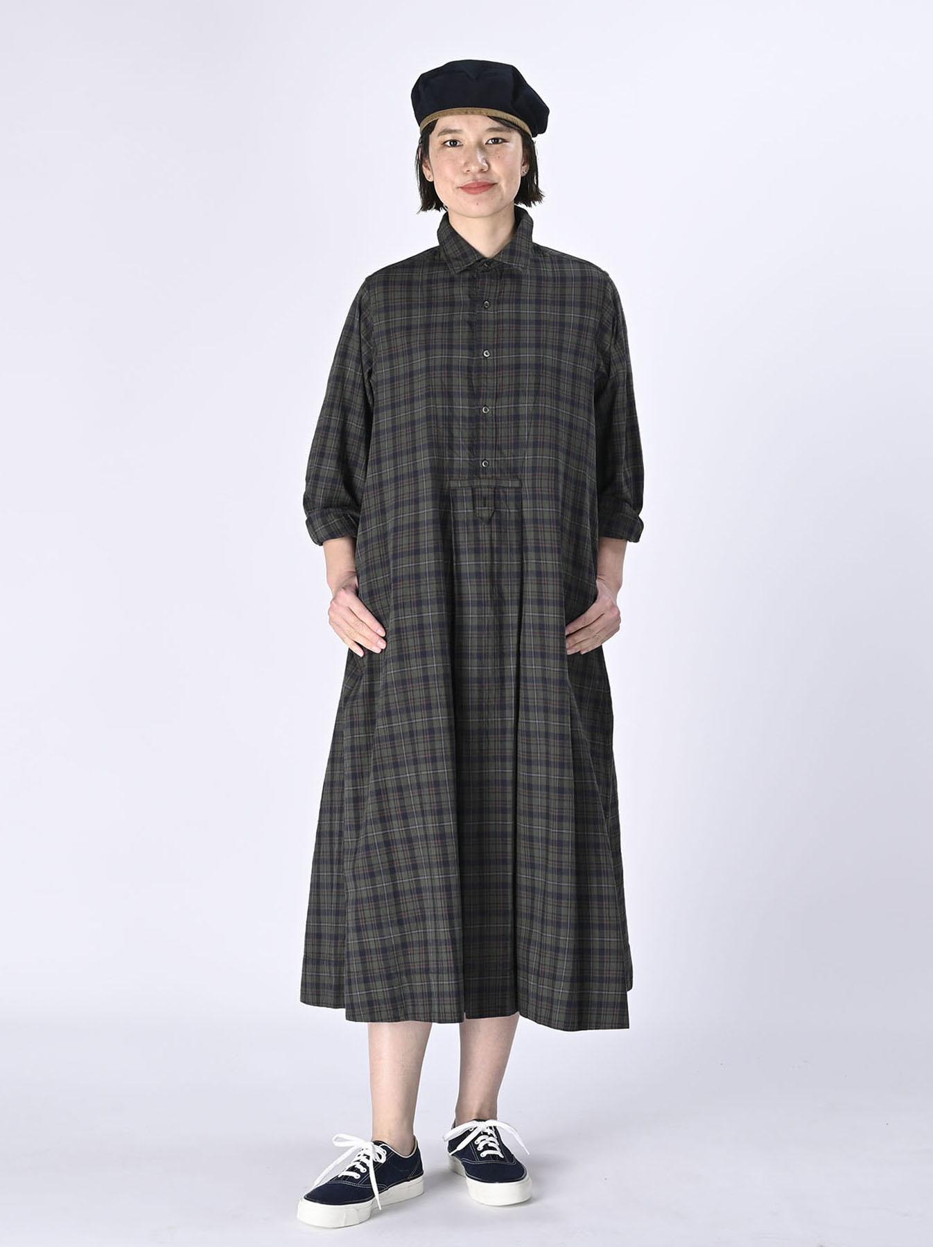 Indian Mugi-hira Dress (0421)-2