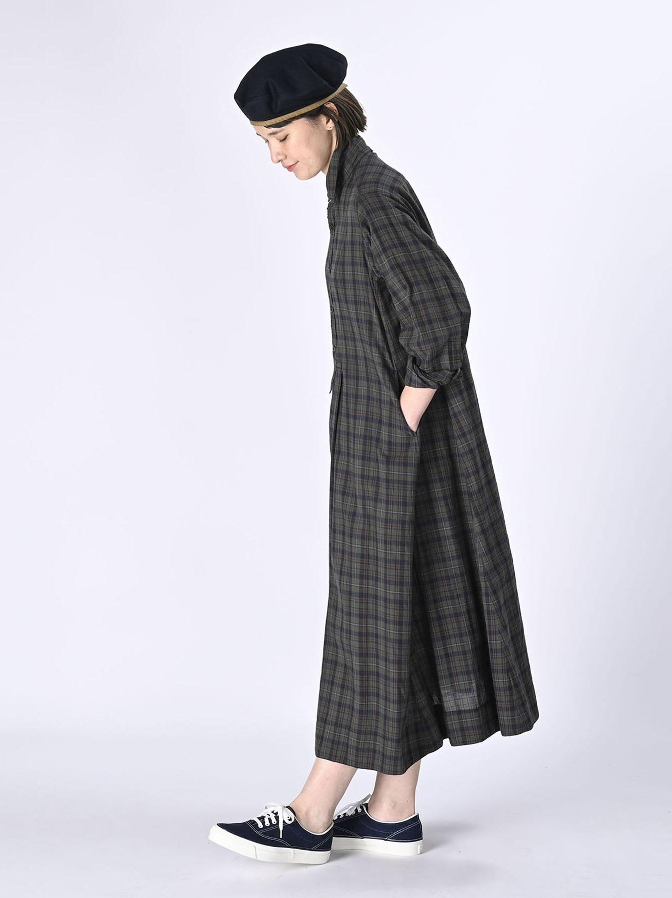 Indian Mugi-hira Dress (0421)-3