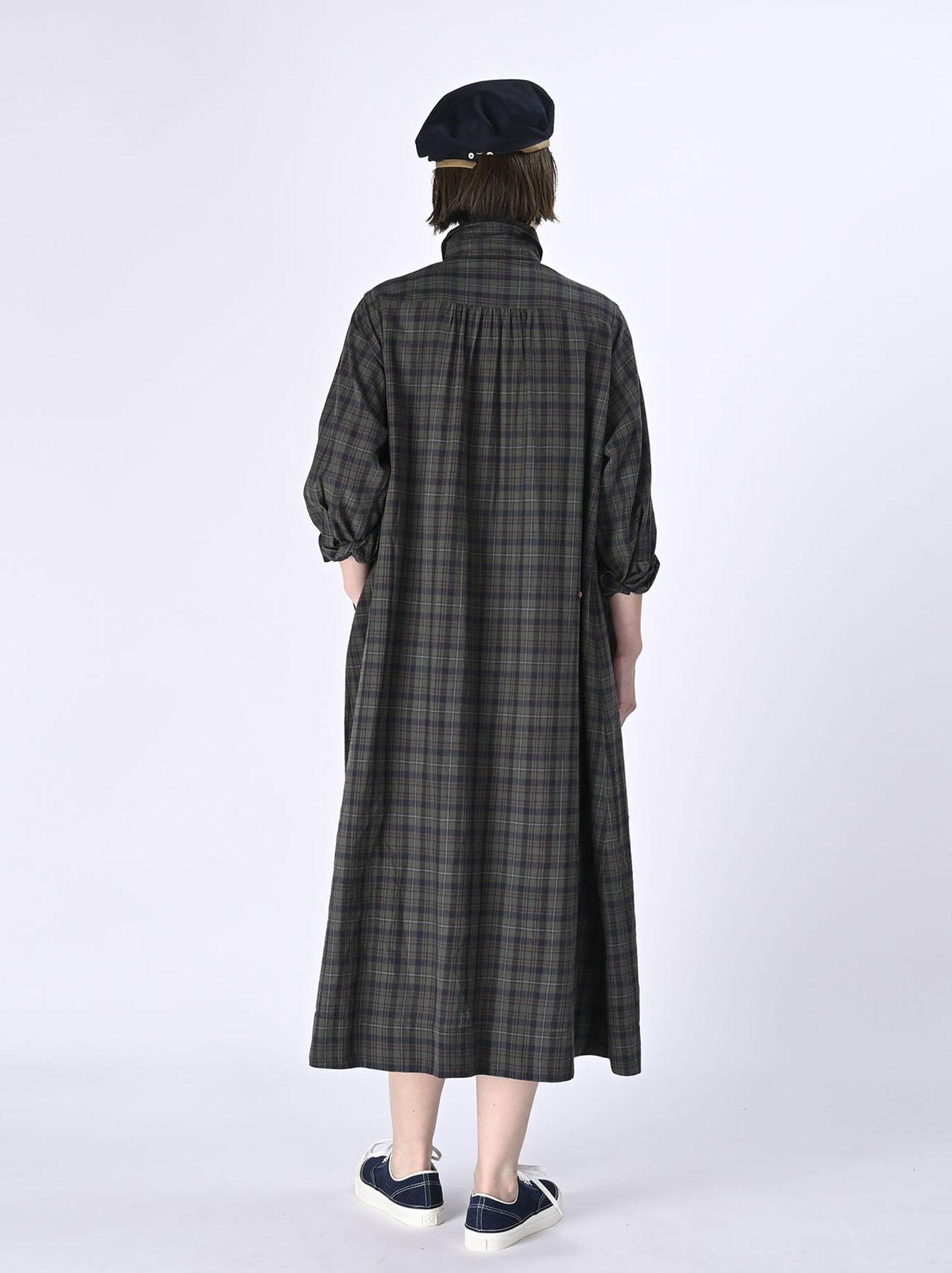 Indian Mugi-hira Dress (0421)-4