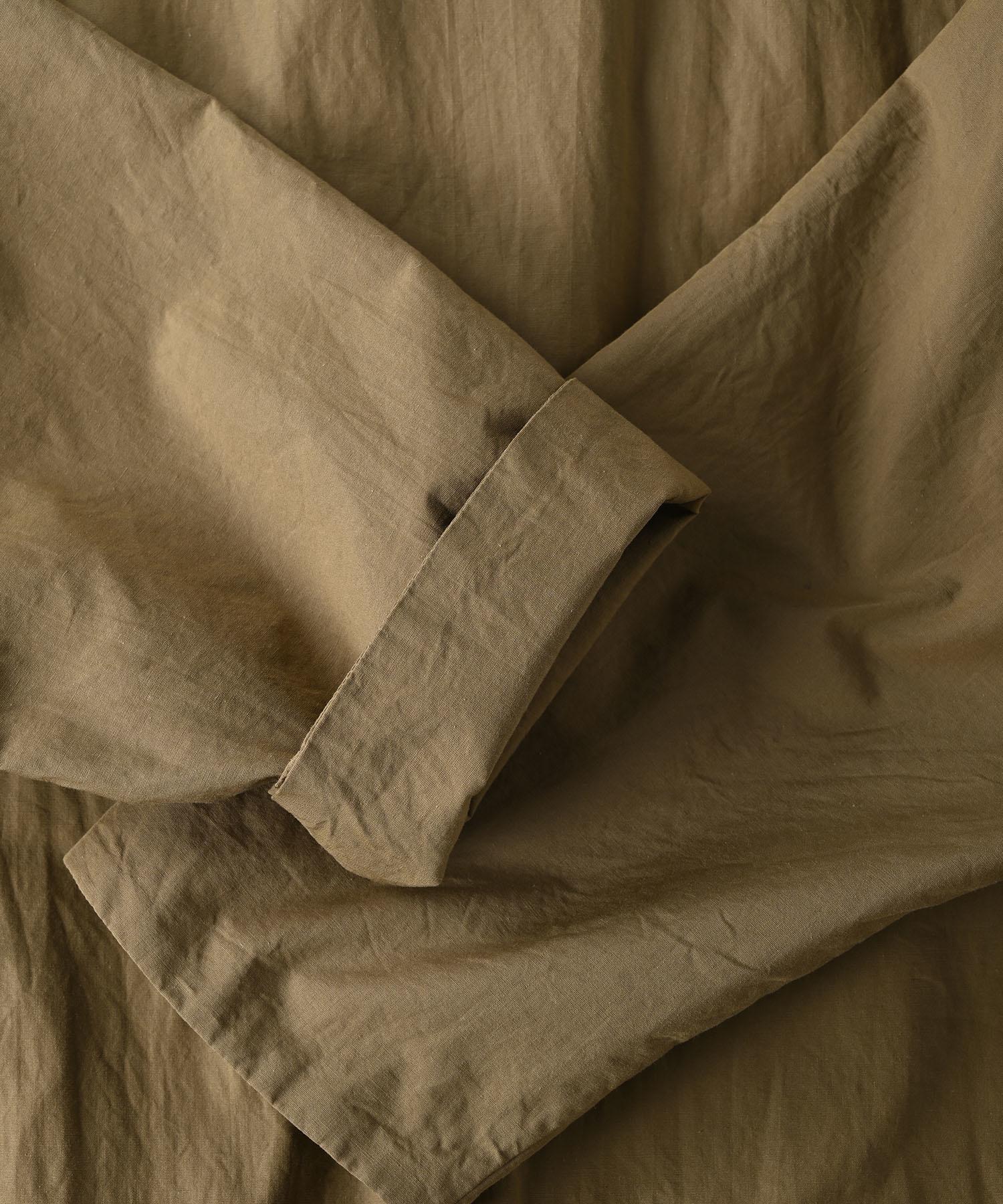 Damp Yarn Dyed Musou Dress (0421)-10