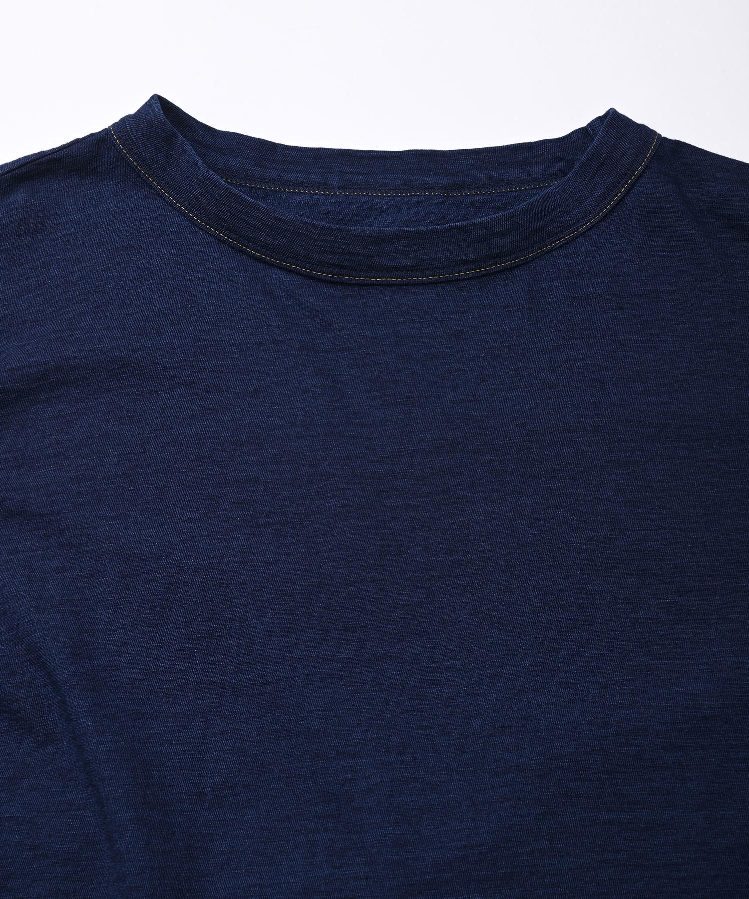 Indigo Zimbabwe Cotton Umahiko Dress (0421)-7