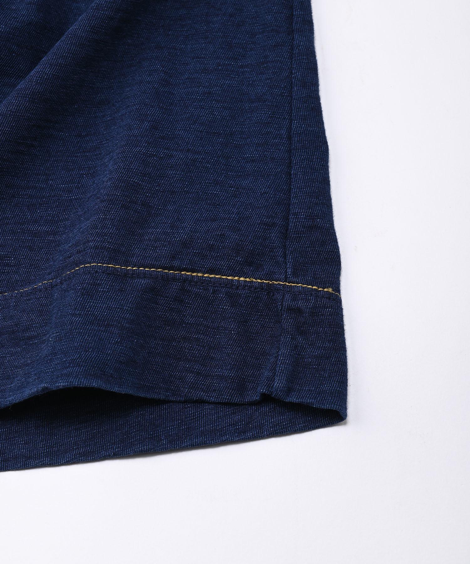 Indigo Zimbabwe Cotton Umahiko Dress (0421)-9