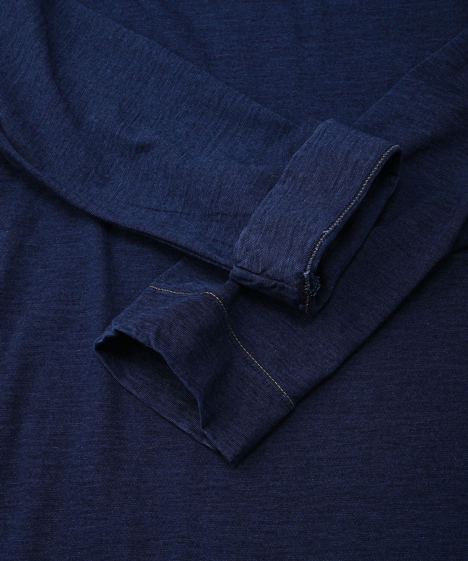 Indigo Zimbabwe Cotton Umahiko Dress (0421)-11