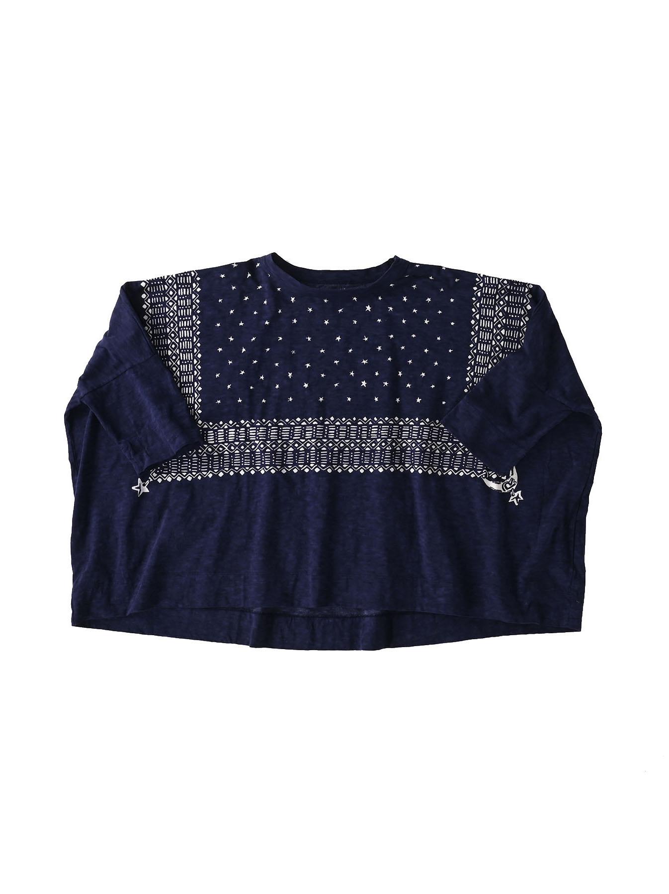 Tenjiku Bandana Big T-shirt (0421)-1