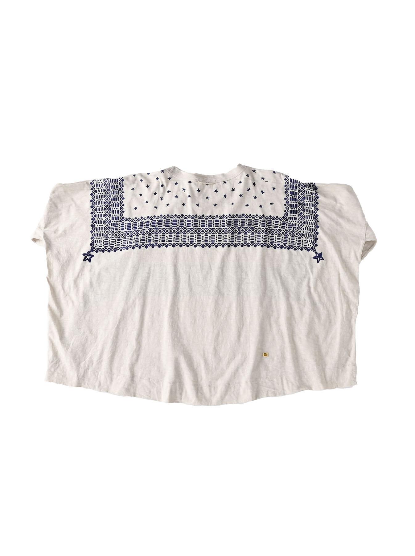 Tenjiku Bandana Big T-shirt (0421)-7