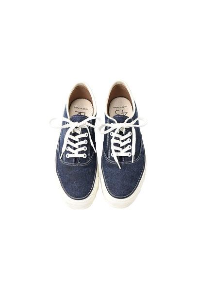 Indigo Linen Duck Sneaker size 5.5-7.5 UK