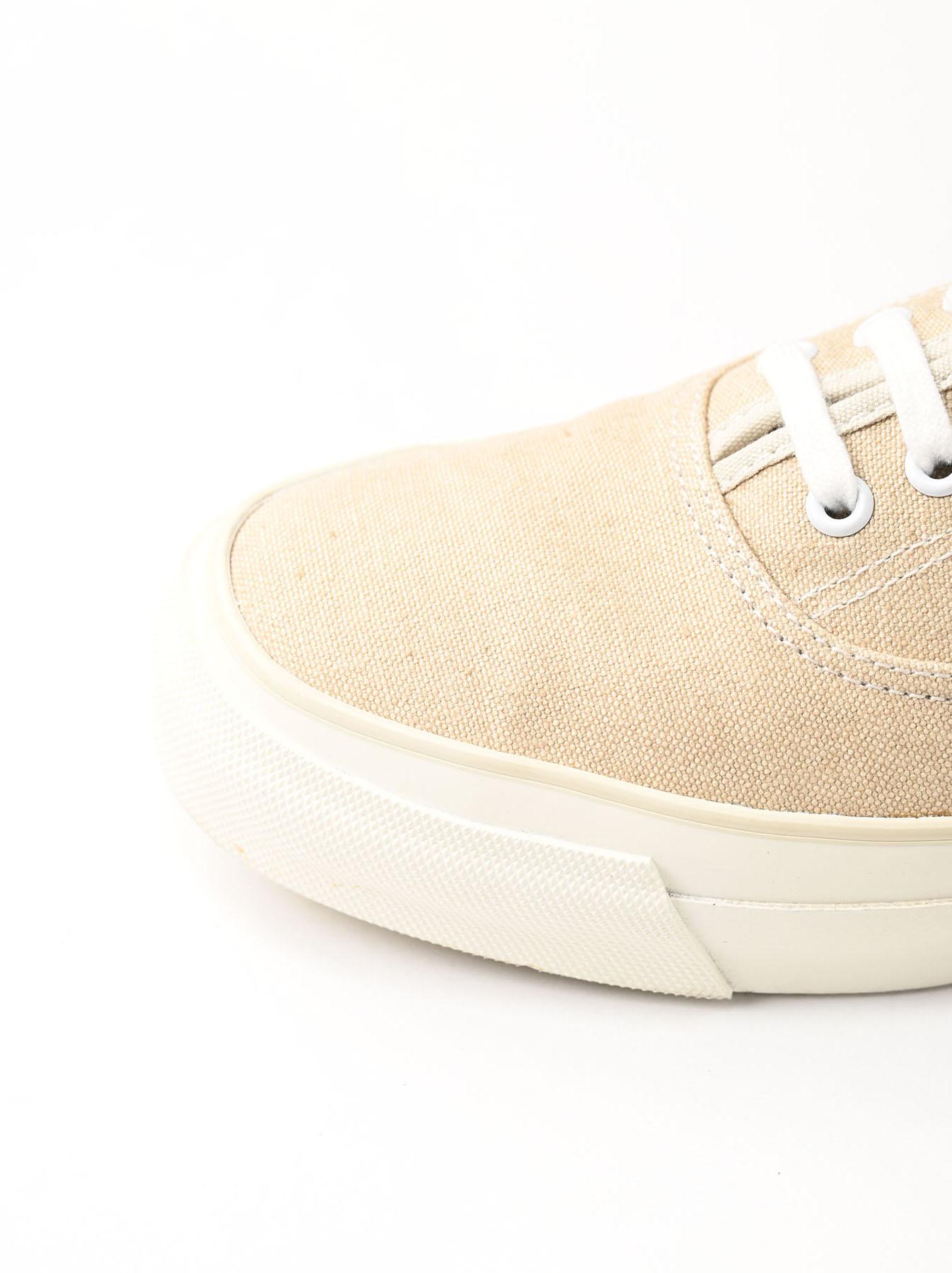 Linen Duck Sneaker Beige (0421)-6