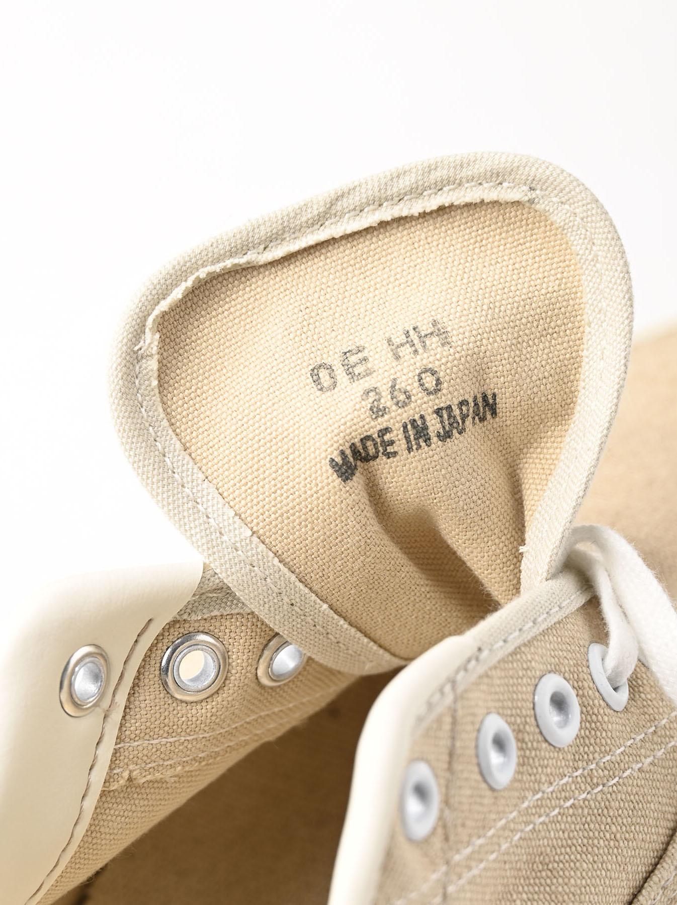 Linen Duck Sneaker Beige (0421)-9