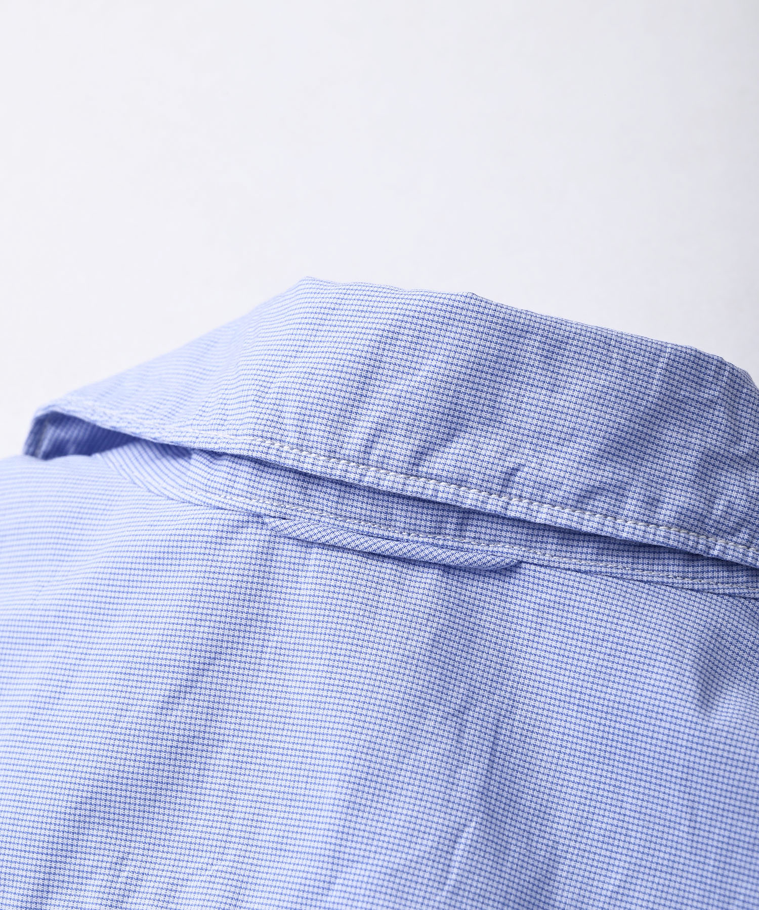 Damp Yarn Dyed 908 Ocean Pullover Shirt (0421)-10