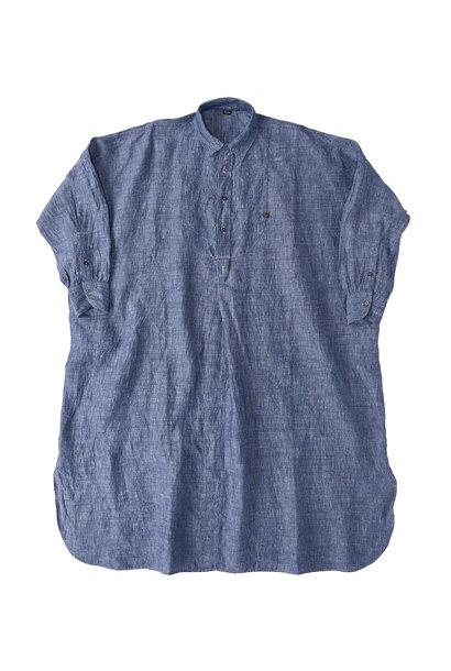 Indian Linen Big Dress (0421)