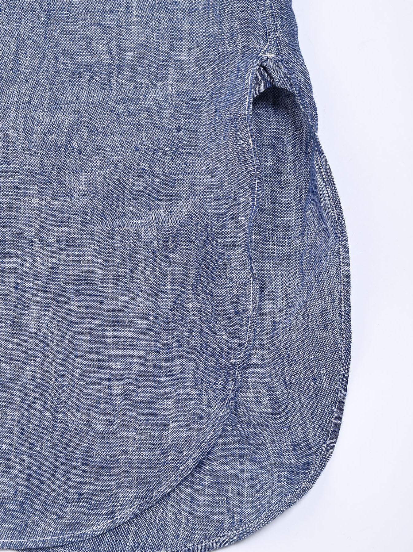 Indian Linen Big Dress (0421)-11