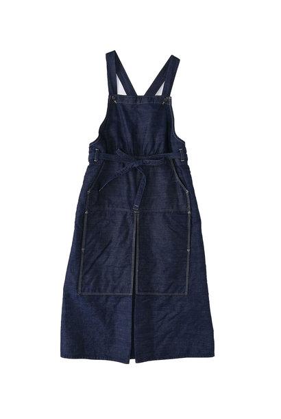 Monpu Apron Dress (0421)