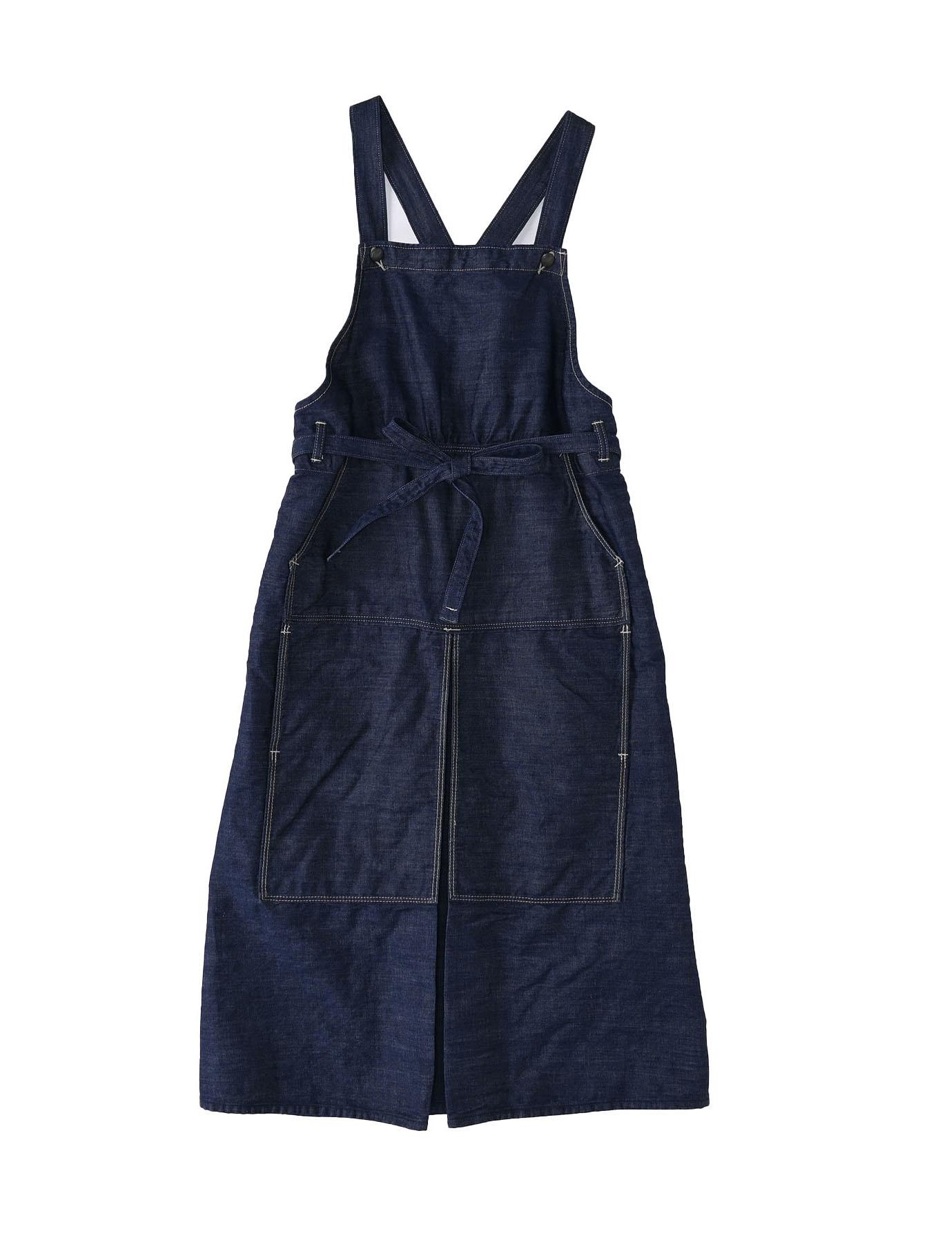 Monpu Apron Dress (0421)-1