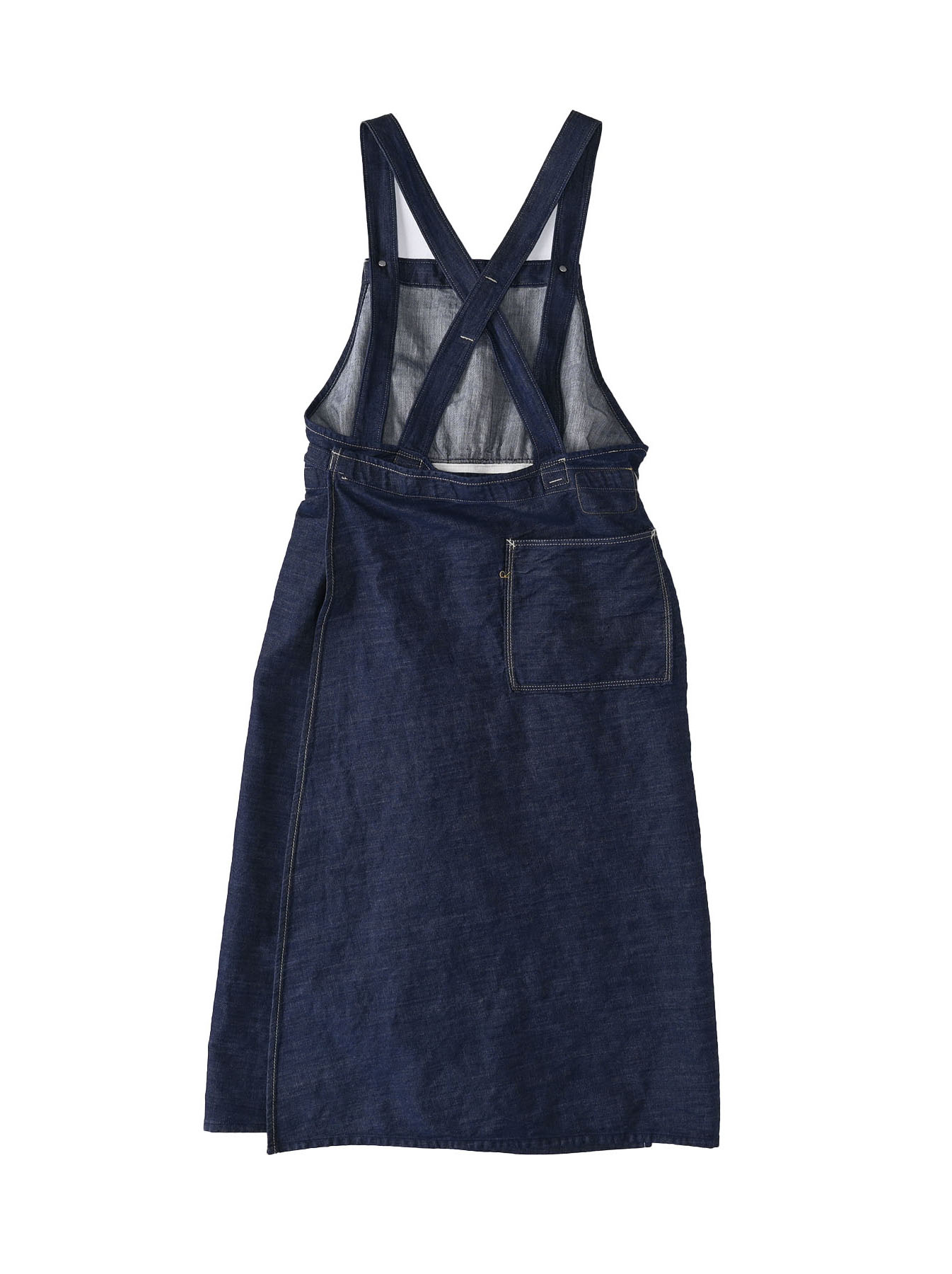 Monpu Apron Dress (0421)-6