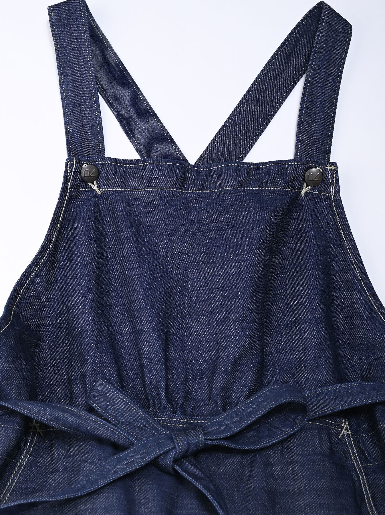 Monpu Apron Dress (0421)-8