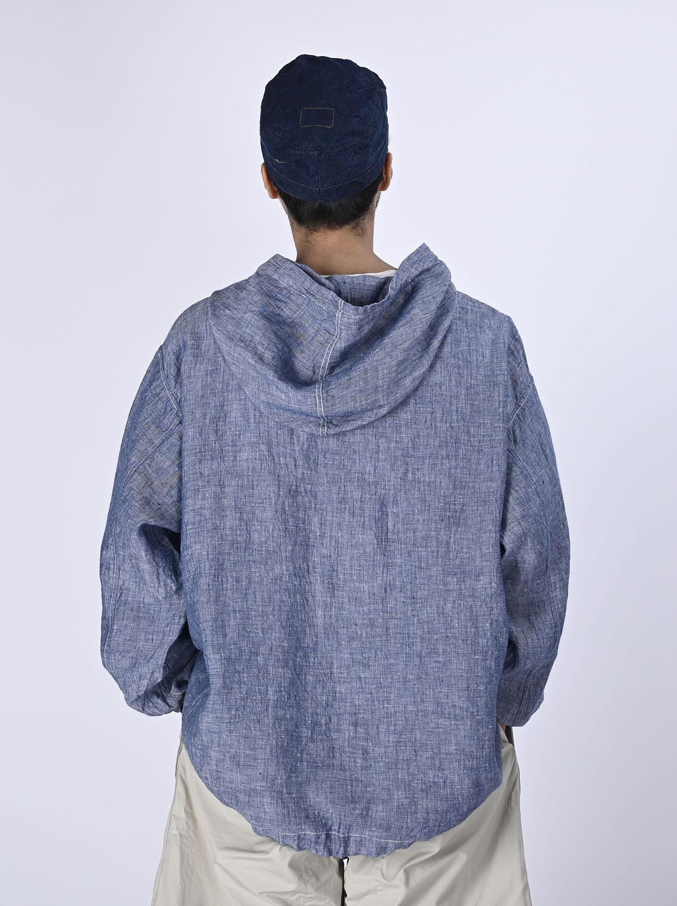 Indian Linen 908 Hoodie (0421)-5