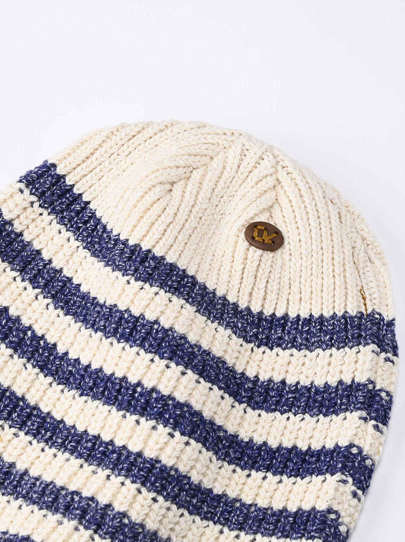 Low Gauge Knit Cap (0521)-3