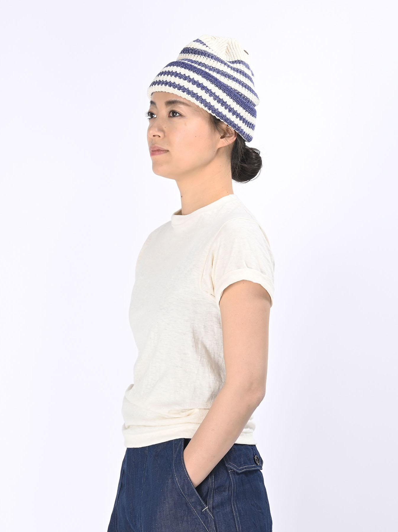 Low Gauge Knit Cap (0521)-2