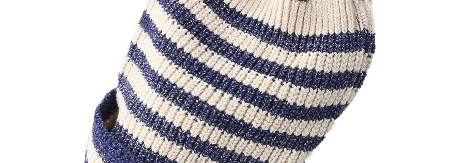 Low Gauge Knit Cap (0521)