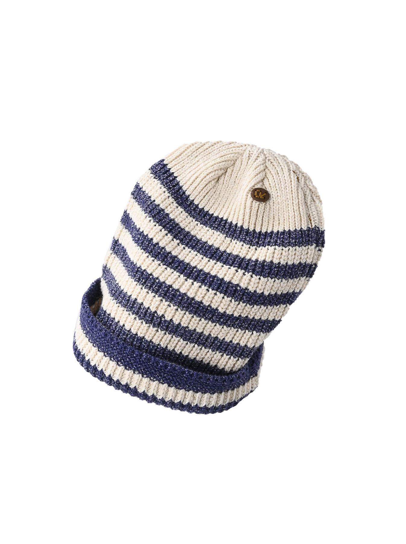 Low Gauge Knit Cap (0521)-1