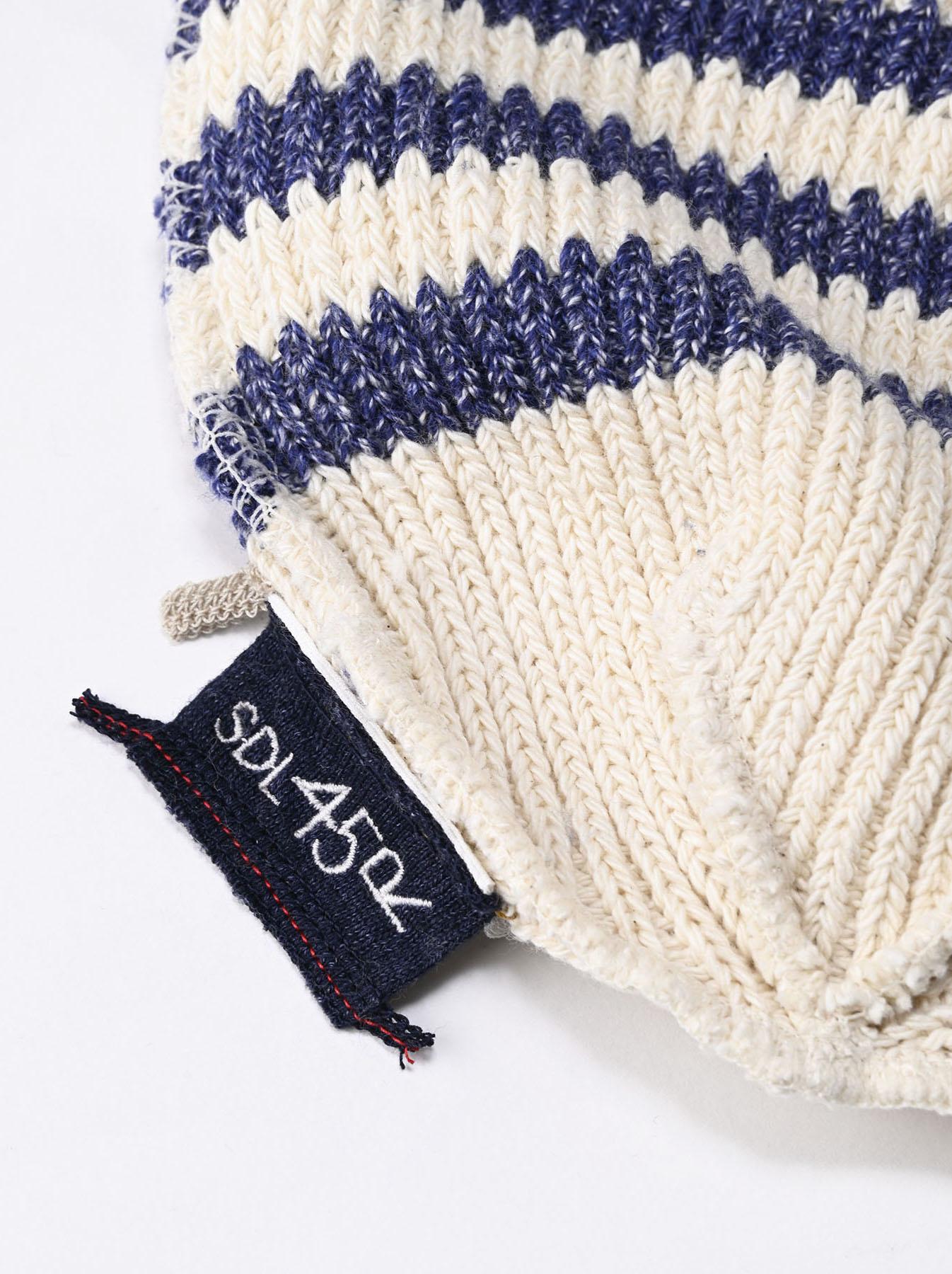 Low Gauge Knit Cap (0521)-7