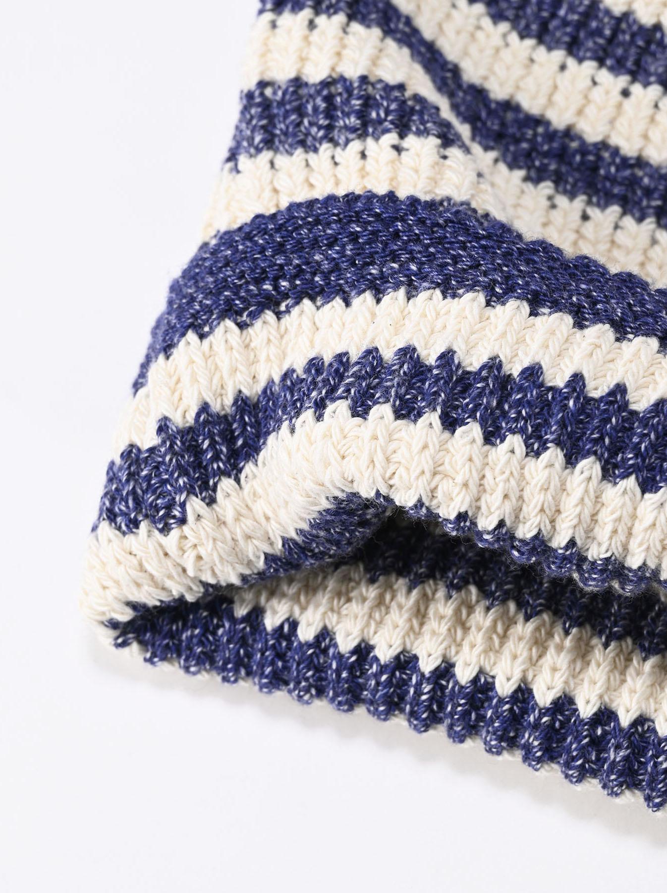 Low Gauge Knit Cap (0521)-5