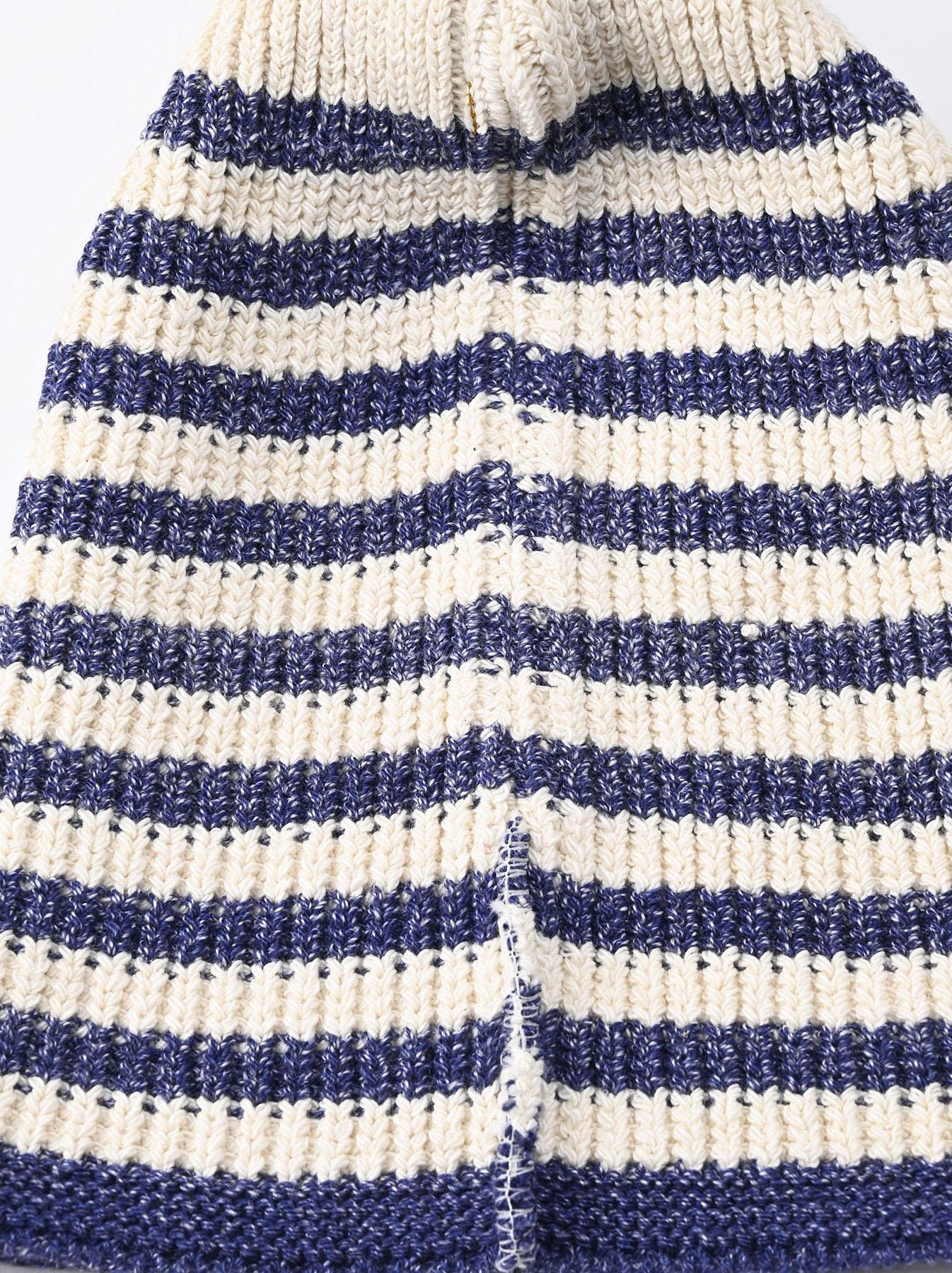 Low Gauge Knit Cap (0521)-6