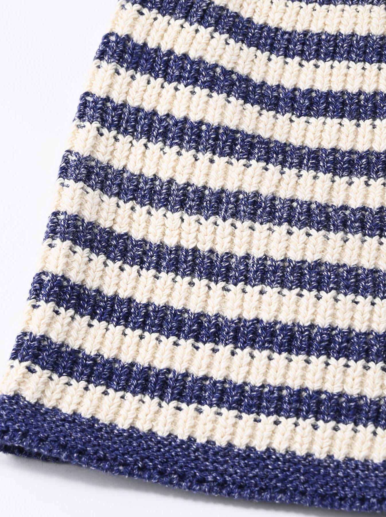 Low Gauge Knit Cap (0521)-4