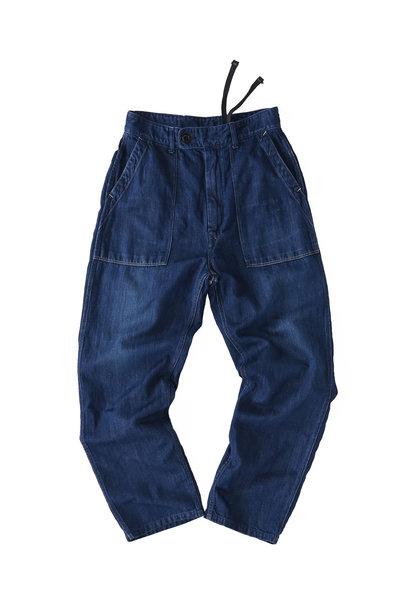 Komugi Cotton Denim 908 Baker Pants 2 (0521)