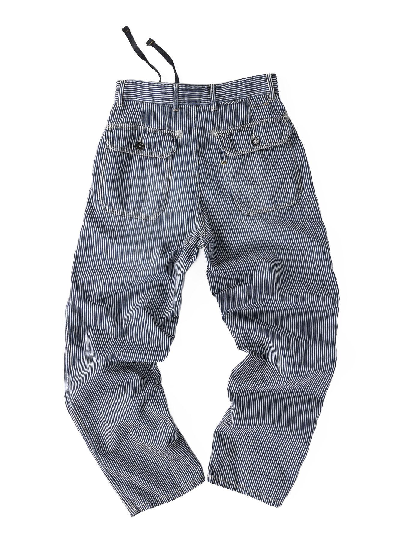 Komugi Cotton Denim 908 Baker Pants 2 (0521)-3