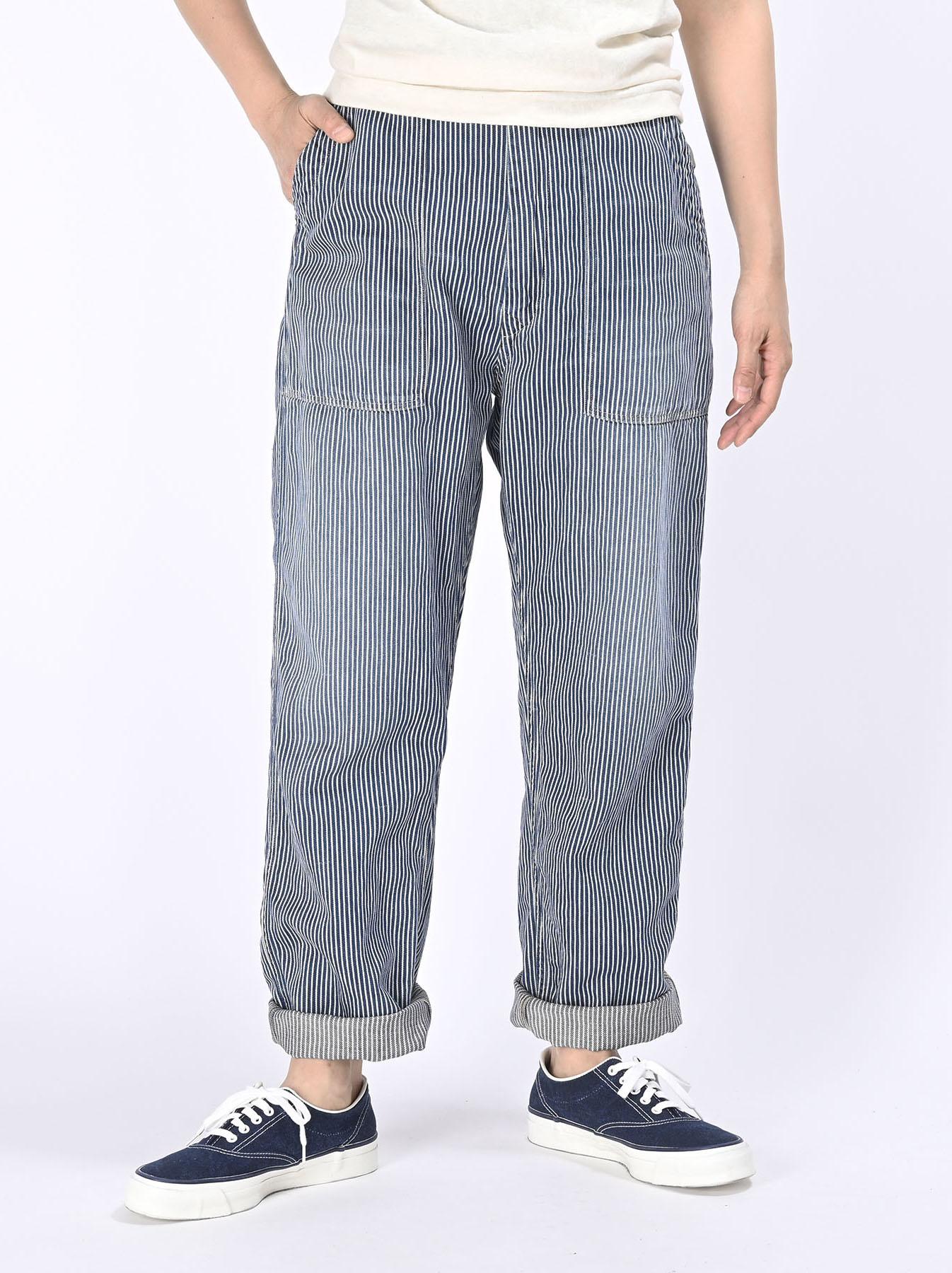 Komugi Cotton Denim 908 Baker Pants 2 (0521)-9
