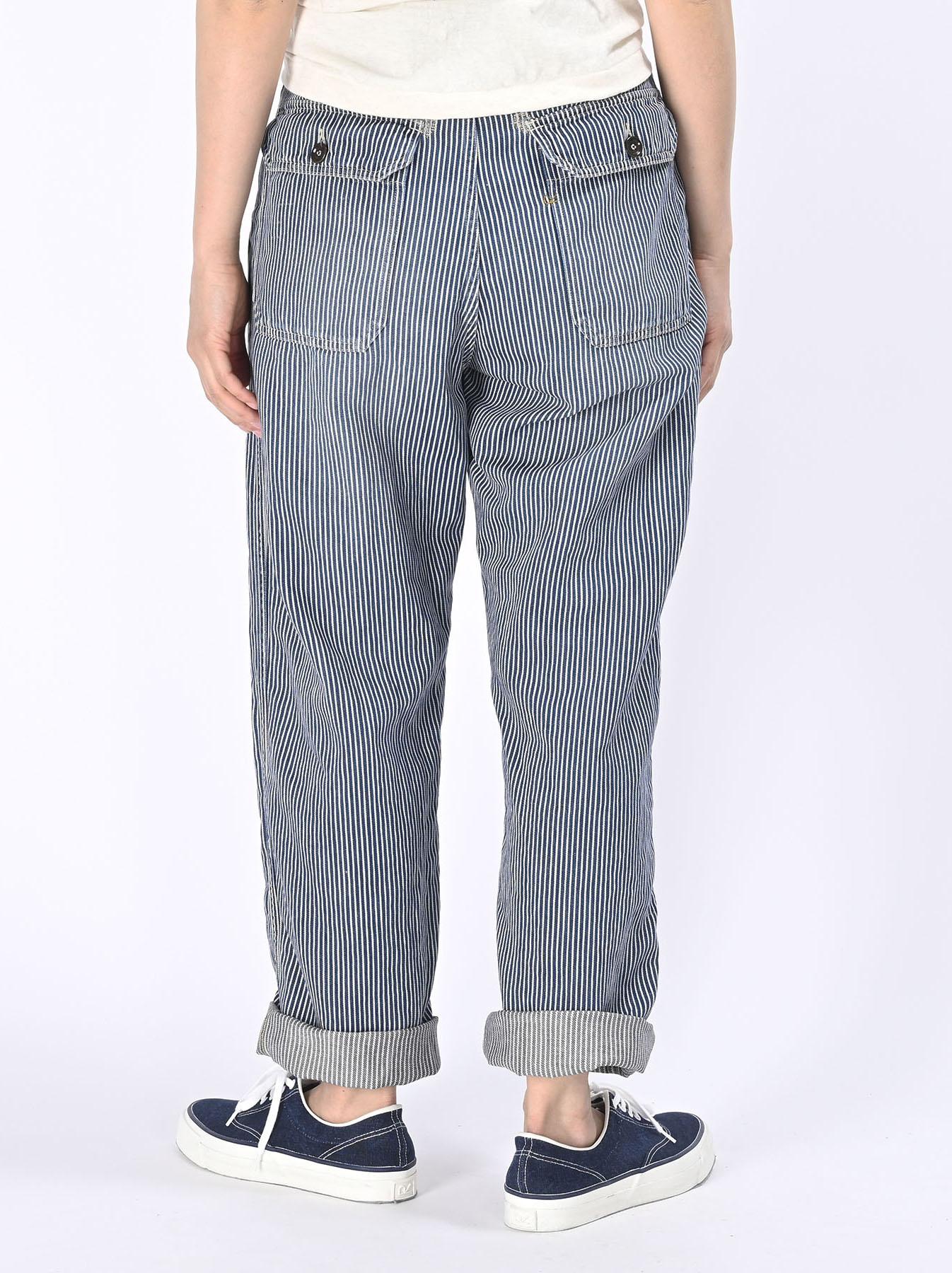 Komugi Cotton Denim 908 Baker Pants 2 (0521)-11