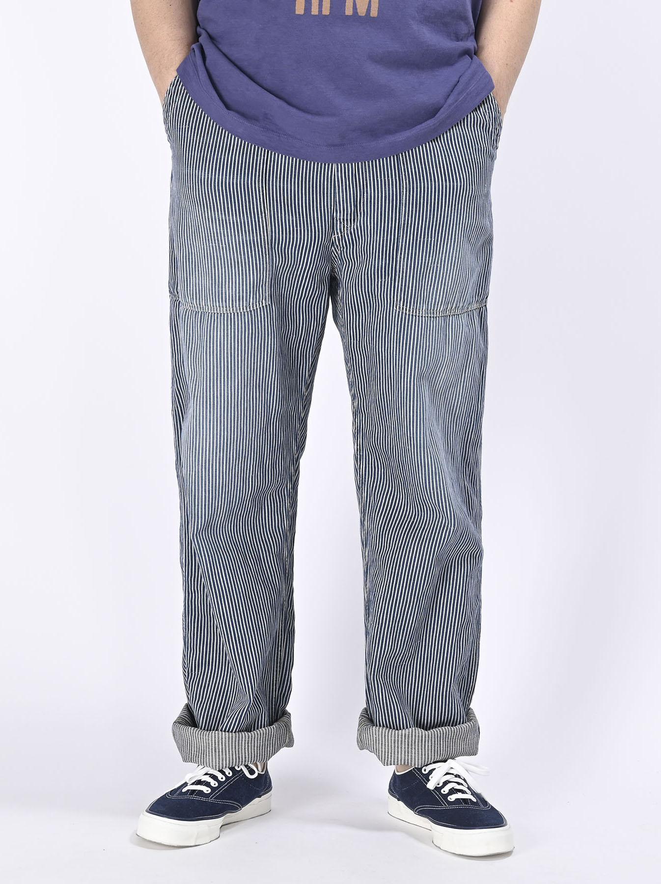 Komugi Cotton Denim 908 Baker Pants 2 (0521)-5