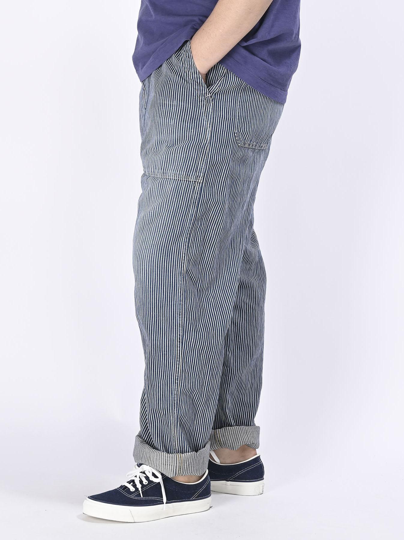 Komugi Cotton Denim 908 Baker Pants 2 (0521)-6
