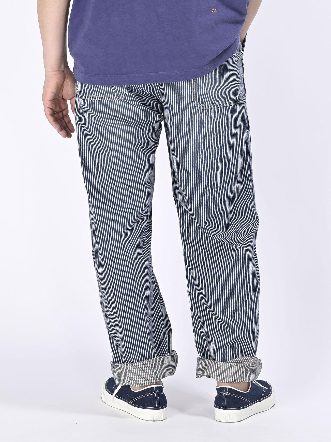 Komugi Cotton Denim 908 Baker Pants 2 (0521)-7