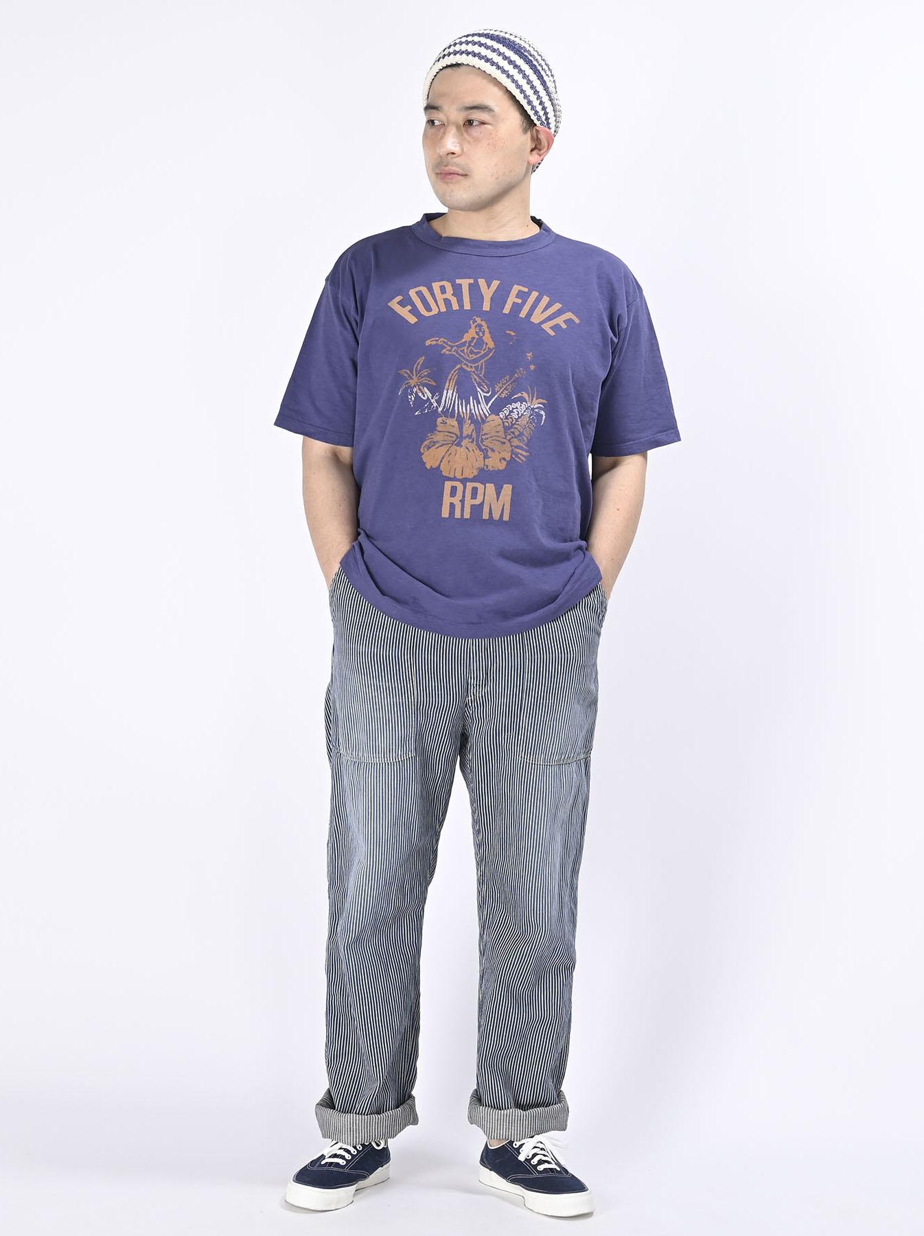 Komugi Cotton Denim 908 Baker Pants 2 (0521)-4