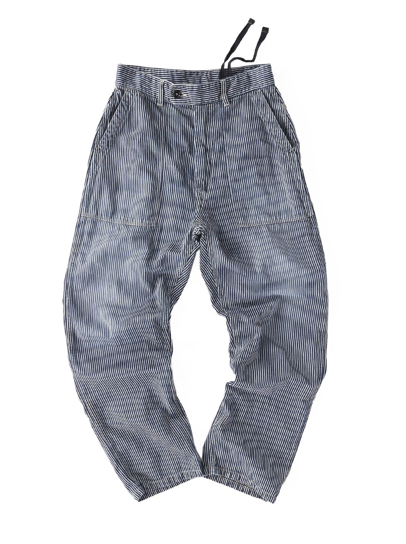 Komugi Cotton Denim 908 Baker Pants 2 (0521)-2