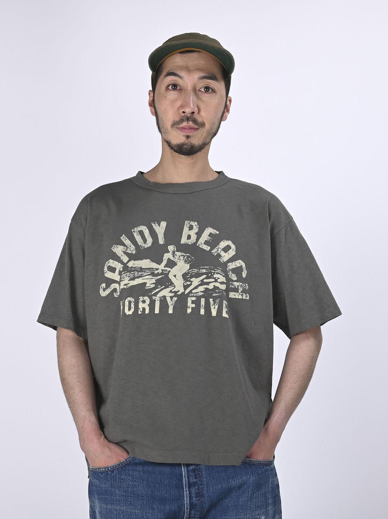 Sandy Beach 908 Ocean T-shirt (0521)-6