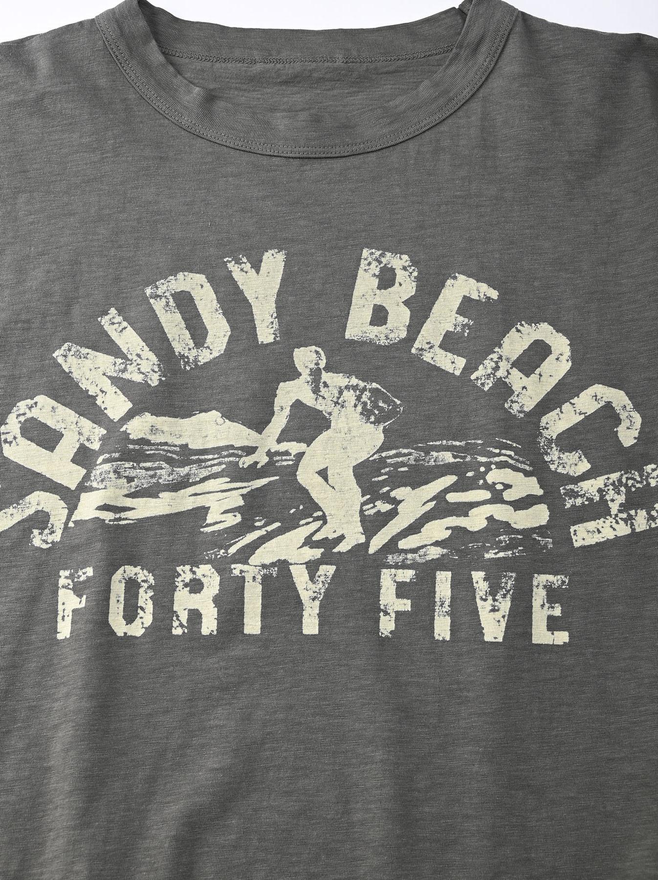 Sandy Beach 908 Ocean T-shirt (0521)-10