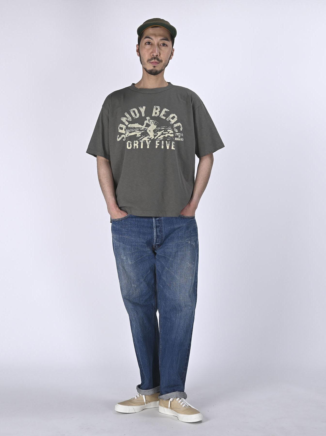 Sandy Beach 908 Ocean T-shirt (0521)-2