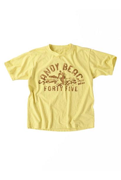Sandy Beach 908 Ocean T-shirt (0521)