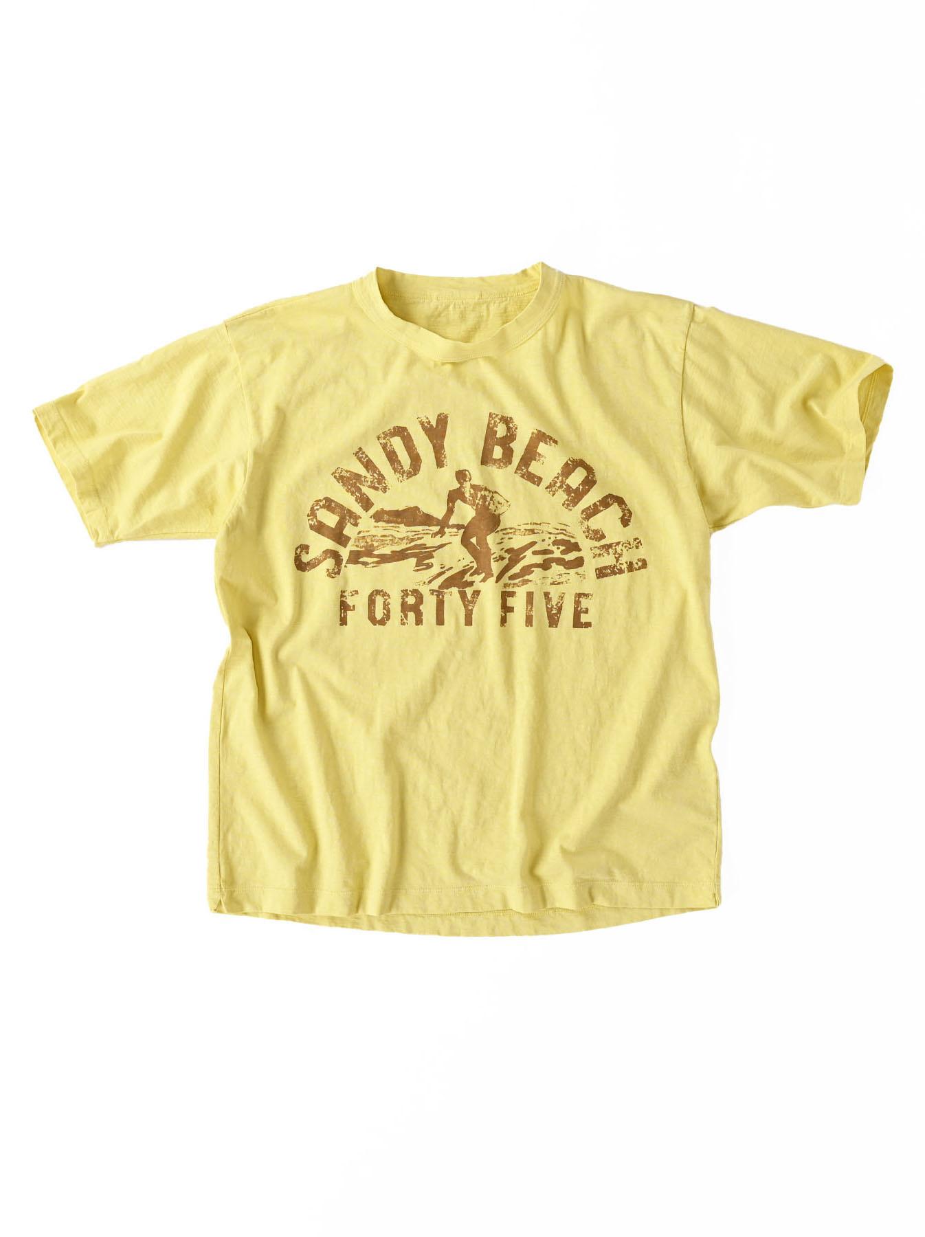 Sandy Beach 908 Ocean T-shirt (0521)-1