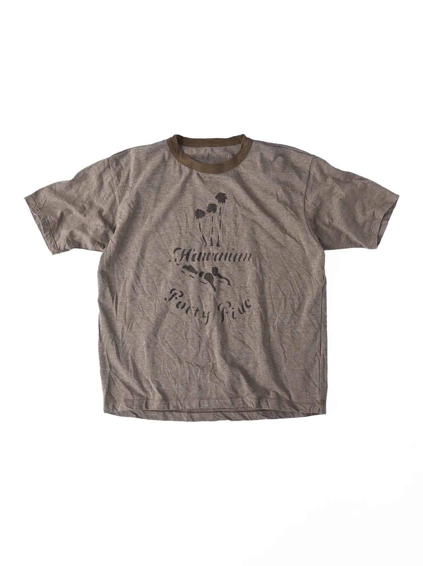 US Tenjiku Paddling 908 Ocean T-Shirt (0521)-3