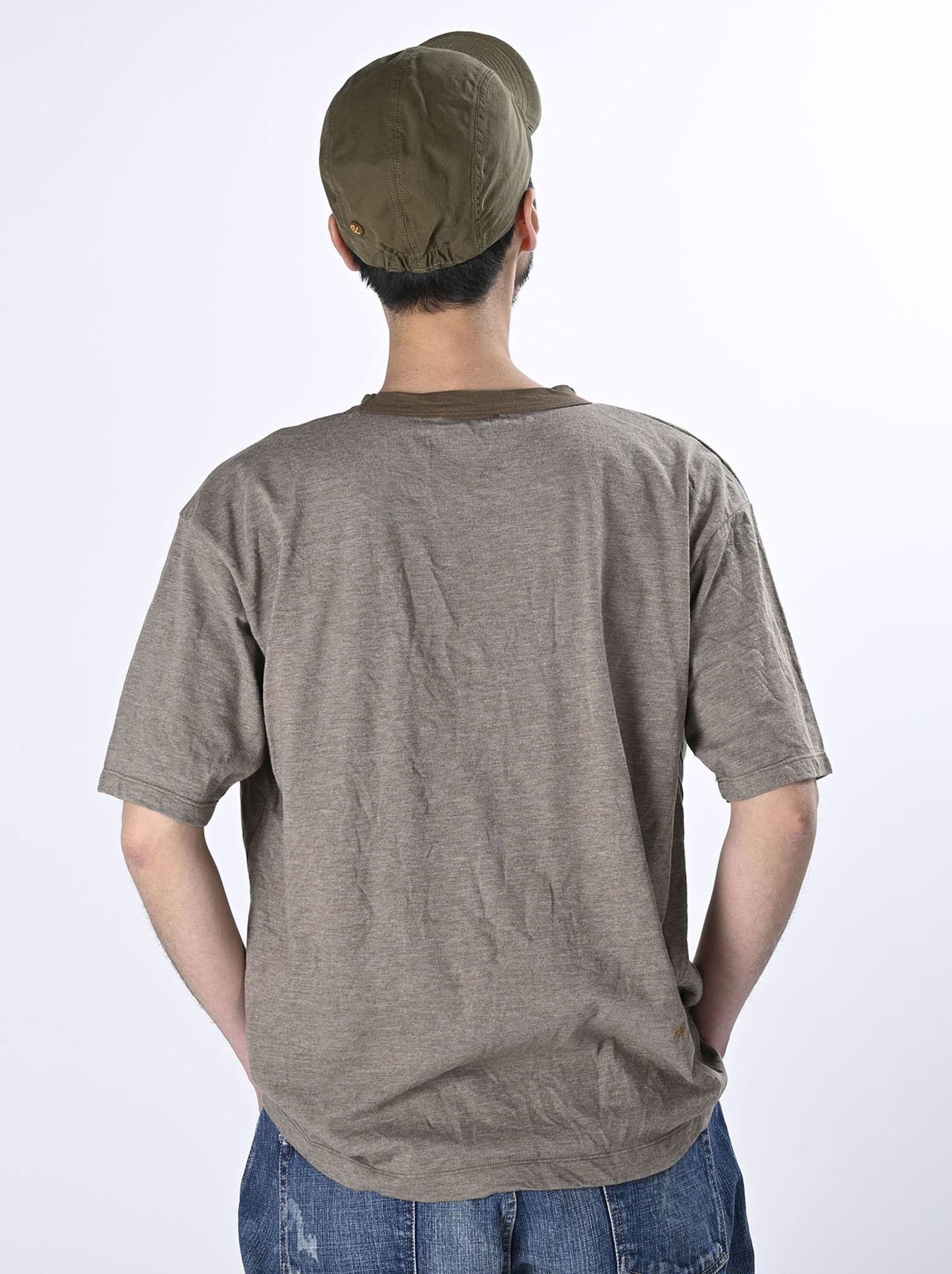 US Tenjiku Paddling 908 Ocean T-Shirt (0521)-6