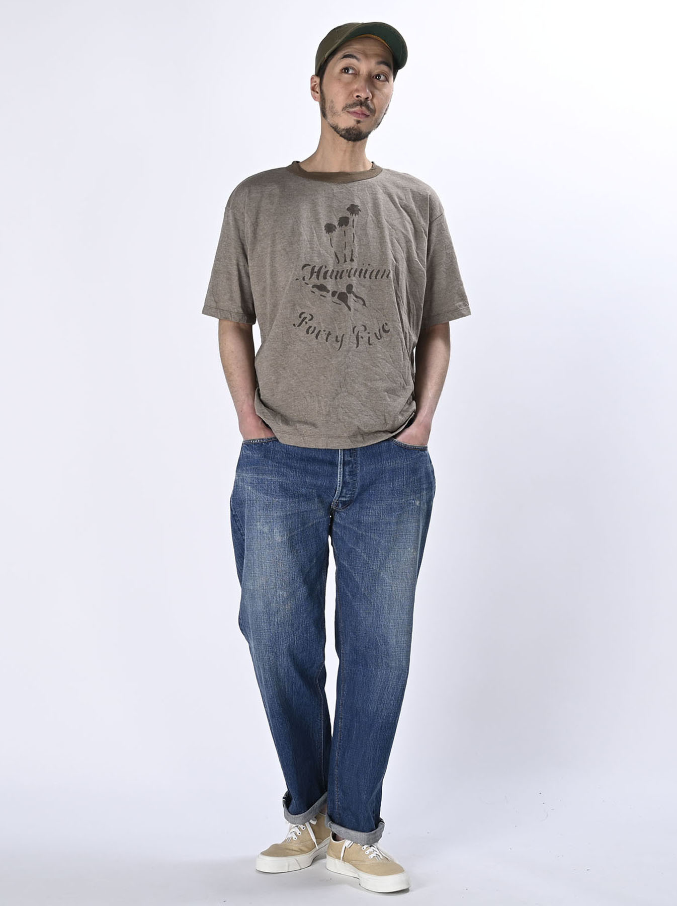 US Tenjiku Paddling 908 Ocean T-Shirt (0521)-2