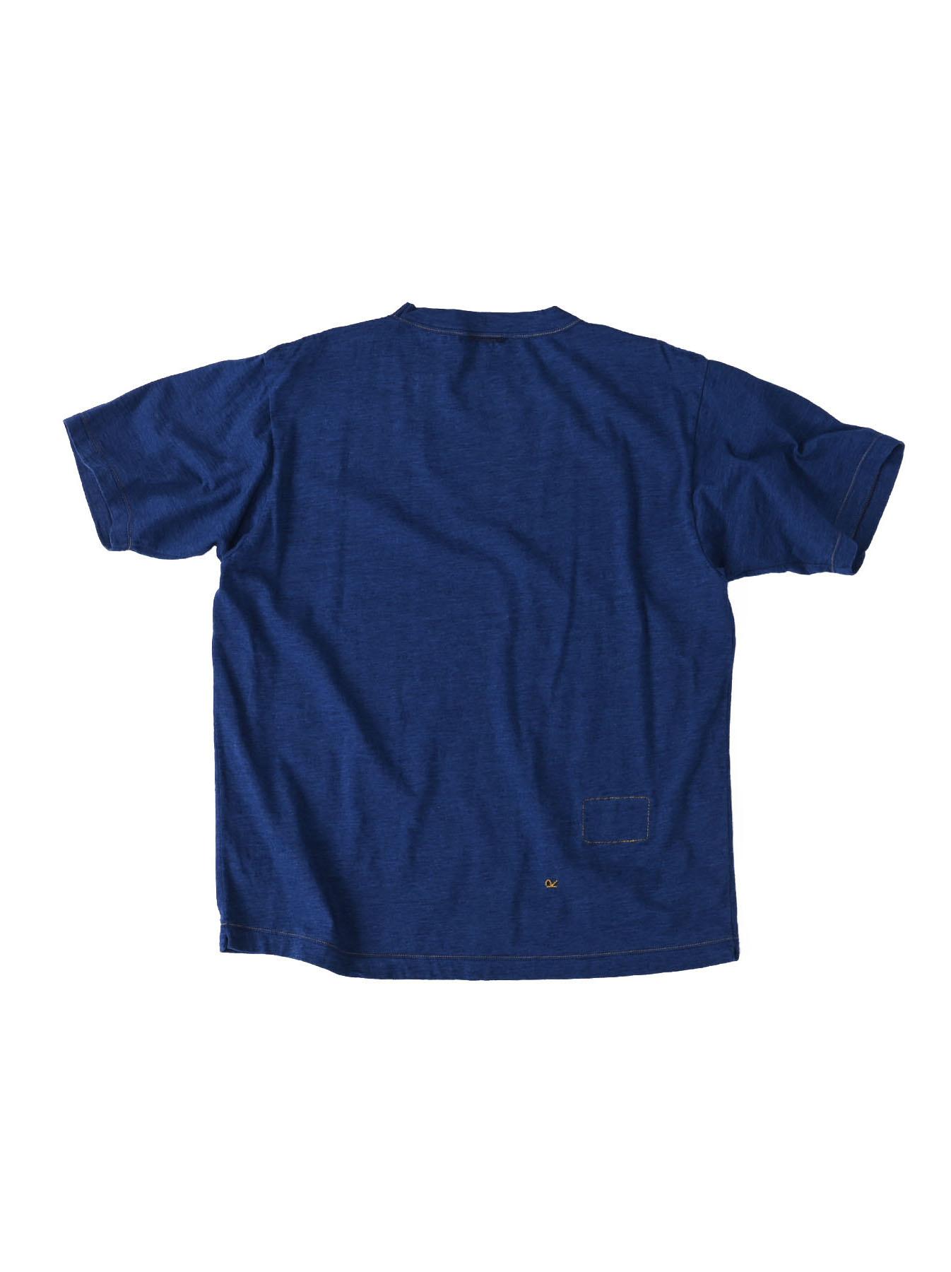 Indigo Lei Surf Print 908 Ocean T-Shirt (0521)-6