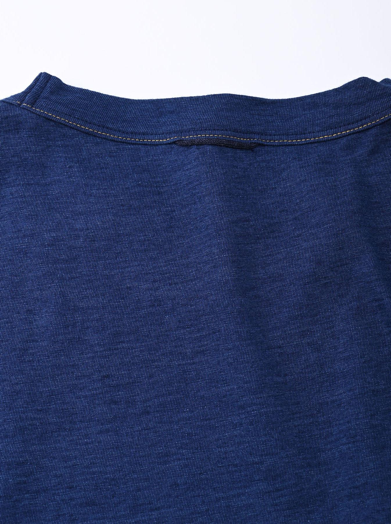 Indigo Lei Surf Print 908 Ocean T-Shirt (0521)-9