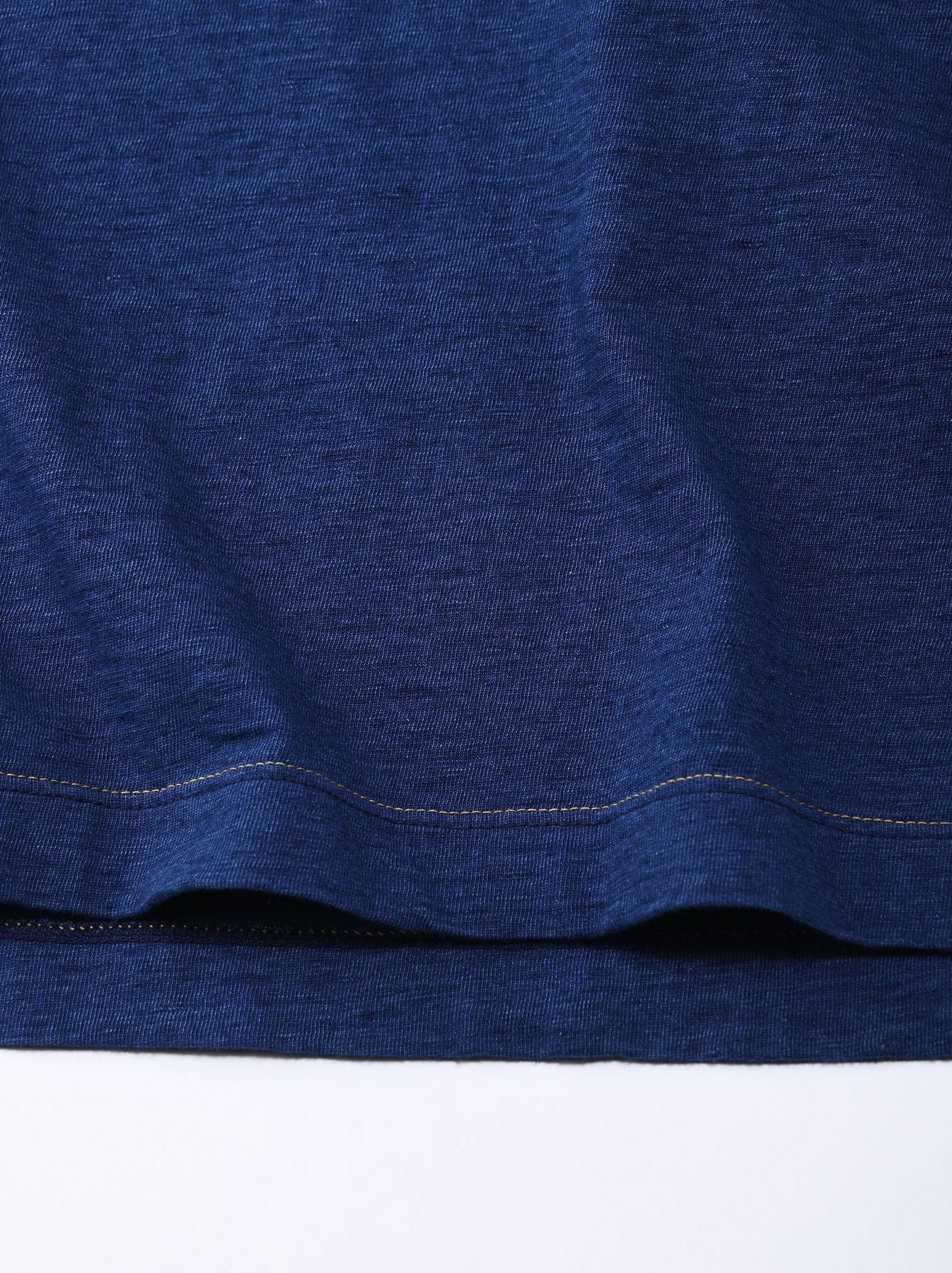 Indigo Lei Surf Print 908 Ocean T-Shirt (0521)-11