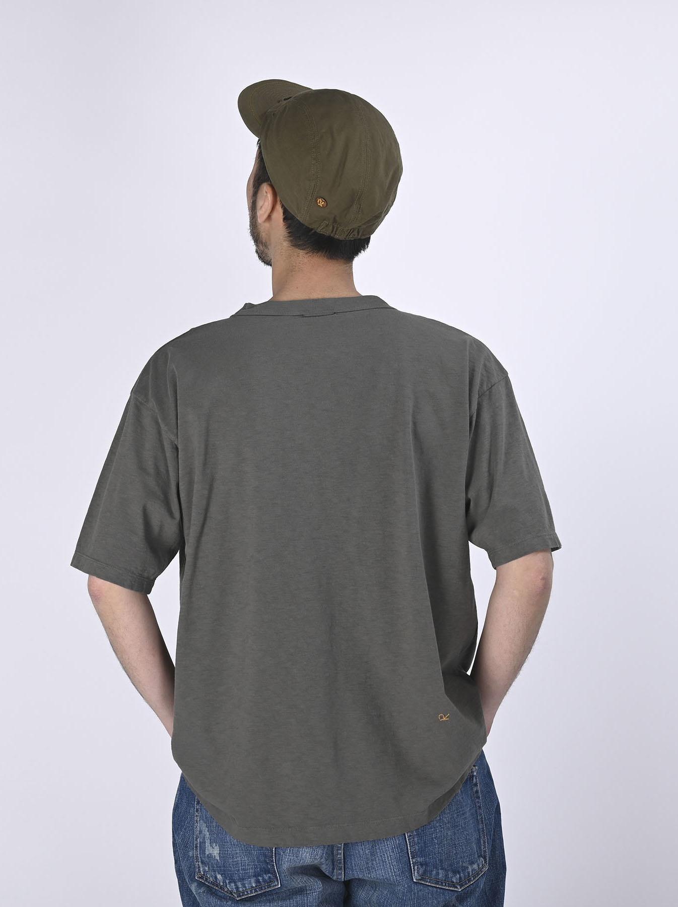 Lei Surf Print 908 Ocean T-Shirt (0521)-5