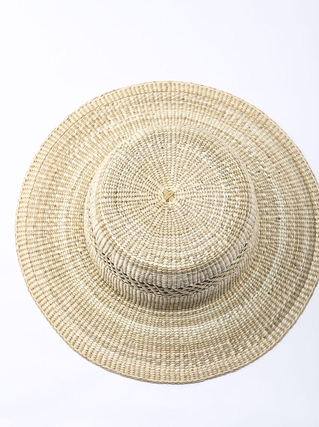Kago Ami Hat (0521)-3